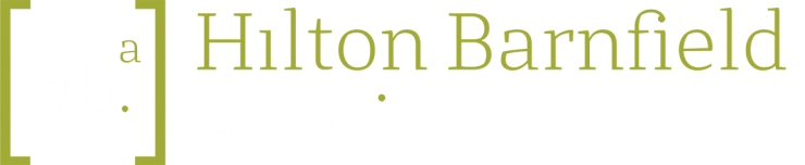 Hilton Barnfield Architects Logo