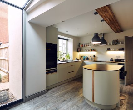 Bespoke Kitchen - Exeter City Architects