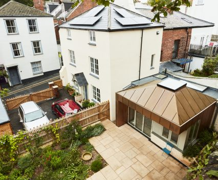 Birds Eye - Exeter City Architects