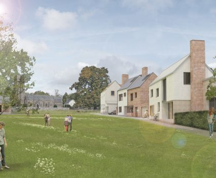 Lympstone Nursery - Architects' CGI 2