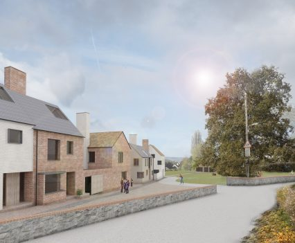 Lympstone Nursery - Architects' CGI 1