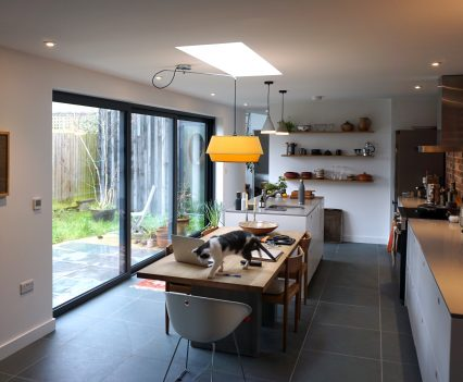 Kitchen and Dining - East Devon Architect