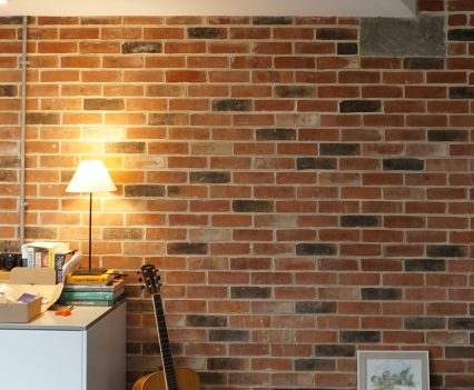 Exposed materials - East Devon Architect