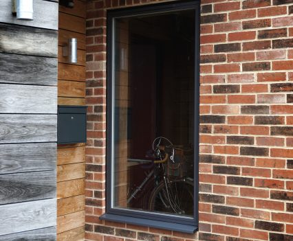Entrance - East Devon Architect