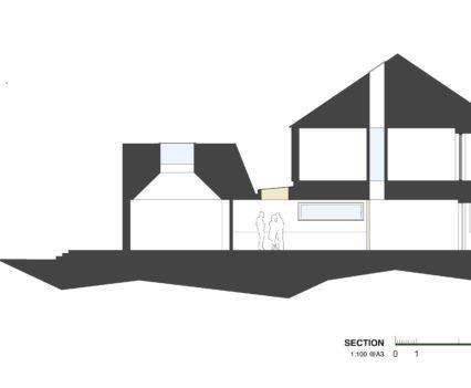 Section Devon Architects