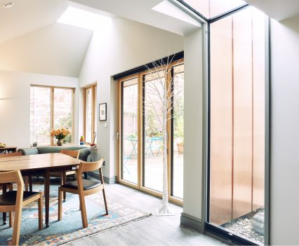 Dining room - Exeter City Architects