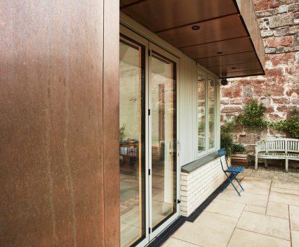 Solar shading - Exeter City Architects