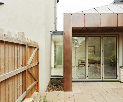 Glazed link - Exeter City Architects