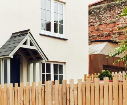 Copper Glimpse - Exeter City Architects