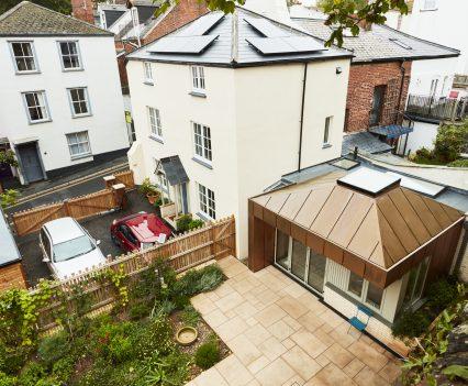 Birds Eye - Exeter City Architects