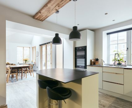 Kitchen Dining - Exeter City Architects