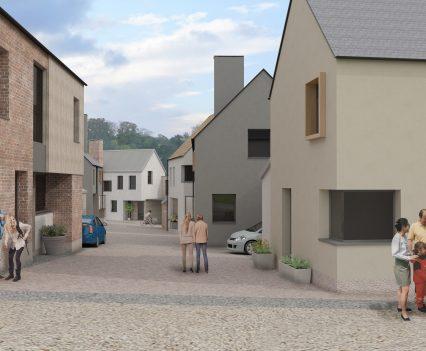 Lympstone Nursery - Architects' CGI 3