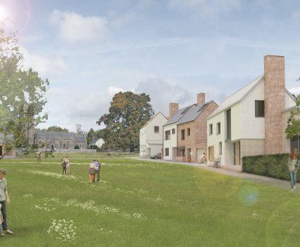 Lympstone Nursery - Architects' CGI 2
