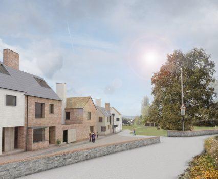 Lympstone Nursery - Architects' CGI 1