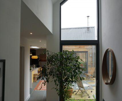 Vaulted Ceiling - East Devon Architect
