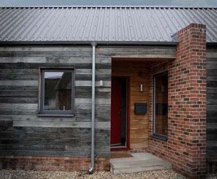 Front Door - East Devon Architect