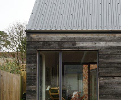 Living Room - East Devon Architect