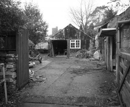 Existing - East Devon Architect